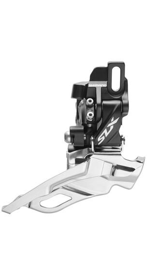 Shimano SLX FD-M7005 Umwerfer Direktmontage hoch 3x10 Down Swing Schwarz